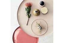 Deco Rose / Pink decor / Découvrez notre sélection d'objets déco rose pour une décoration à l'ambiance enfantine, glamour ou chic.