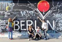 Berlino in bicicletta / Una vacanza di gruppo in bicicletta a Berlino. Pedaleremo fra i 900 km di piste ciclabili di questa incredibile città della Germania e vedremo quel che resta del Muro, palazzi e quartieri storici.