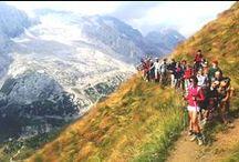 Dolomiti: trekking all'ombra della Marmolada / Vacanza trekking sulla Marmolada, Dolomiti trekking, Marmolada trekking, trekking, trekking montagna, itinerari trekking, percorsi trekking, escursione montagna, passeggiate montagna, Tofane, Lagazuoi, 5 Torri, Monte Civetta. http://www.jonas.it/trekking_dolomiti_marmolada_457.html