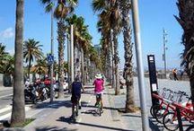 Barcellona in bicicletta! / Una vacanza di cicloturismo a Barcellona. Oltre ad usare la bicicletta per girare questa città d'arte, potremo andare in spiaggia a rilassarci o a goderci un po di musica e la famosa vida loca. http://www.jonas.it/spagna_barcellona_bicicletta_288.html