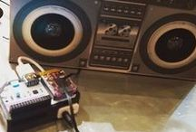 DIY : Audio Player (Onion, RaspberryPi, Arduino)