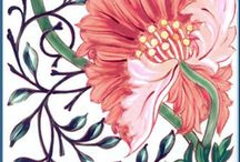 Arts & Crafts / William Morris and all things Arts & Crafts movement inspired