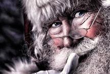 Santa Claus/St. Nick / by Nancy D'Emilio