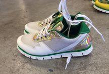 Benito Macerata Studio - Carta Vetrata / Green Thinking for Footwear and Accessories