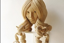 Art in Wood / by Theresa Ritter