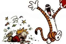 Comics: Calvin and Hobbes * / by Lisa Fuselier