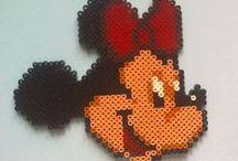 hama beads Disney!