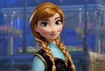 Disney Princess Anna