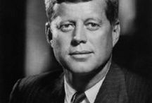 JOHN F. KENNEDY ...By WILLIAM ZUPANCIC / by William Zupancic