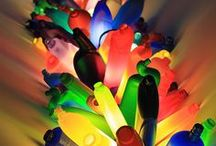 Plastic Bottles in the Contemporary Art and Architecture