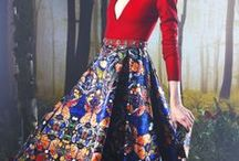 Fall/Winter 2014 Sewing Inspiration / Fashion Inspiration
