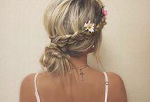 Wedding / Hairdo's