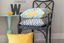 Abby close interior colour ideas / Interior colours