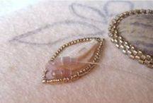 DIY bead embroidery