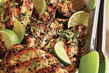 CHICKEN BARBECUE LEMON GRASS