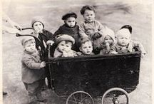 Vintage family photo's / by JL