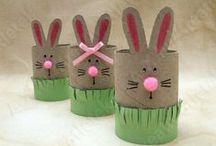 kreatív - húsvét