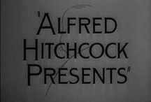 DIRECTOR : ALFRED HITCHCOCK !!! ... By William Zupancic / by William Zupancic