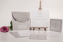 Jellypress Wedding Stationery / Our current design range, exclusively designed and hand finshed wedding stationery.