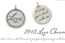 Love / Valentines Day Gift Ideas. Love themed gifts.  #valentinesday #Love / by Heart & Stone Jewelry