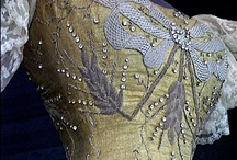 antique clothing (1700's- 1919) / by Darlene Porter