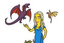 GoT Dragons? / Game of Thrones / by Linda Januszewski