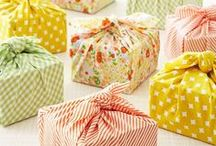 Packaging, wrapping