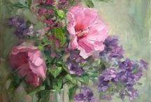 Floral art / by Darlene Porter