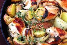 Sucré-salé et pommes / Retrouvez dans ce tableau toutes les recettes salées avec des pommes Ariane !
