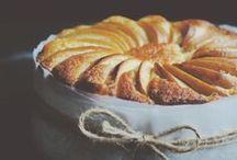 Recettes aux pommes / De nombreuses recettes originales aux pommes pour de délicieux desserts fruités.