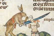 The Cute Middle Ages / medieval art is kinda nice