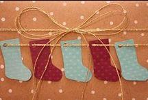 Xmas / Tips til julegaver, pynt og mat <3