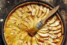 Tartes aux Pommes / Retrouvez ici de nombreuses et délicieuses recettes de #tartes aux pommes !