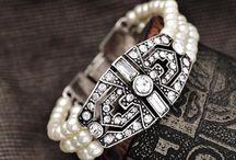 Pearl Jewelry / Bridal Pearl Jewelry, Strand Pearl Necklace, Bracelet and Earrings   www.fanduoduojewelry.com