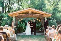 Altares de boda diferentes / Altares de boda diferentes.