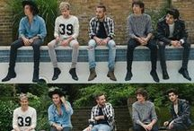 Harry, Louis, Liam, Niall ..Zayn