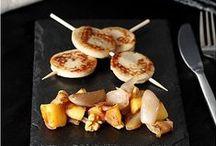 Barbecue aux pommes / Découvrez des recettes originales à réaliser en famille ou entre amis autour du barbecue