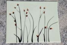 Glass tiles / conterporary for interior