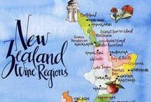 New Zealand Wine / Find some of the best New Zealand Food & Wine Tours to visit on your next New Zealand holiday.