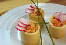 Les makis aux pommes / Découvrez des #recettes de makis aux pommes façon asiatique ou à votre manière ! Personnalisez ces petites douceurs à déguster à l'apéro, en plat ou au dessert !