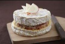 Pomme et fromage / Le sucré de la #pomme s'allie parfaitement au salé du #fromage, pour des recettes absolument délicieuses !!!