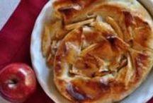 Croustade aux pommes / Découvrez de nombreuses recettes de délicieuses croustades aux pommes !