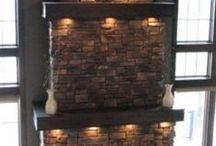 Fireplaces / fireplaces & indoor braai