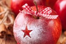 Noël aux pommes / Lors des fêtes de fin d'année, que ce soit Noël ou le premier de l'an, on mange comme des princes. Découvrez de fines recettes à réaliser chez vous pendant la période de fêtes pour ravir vos convives.