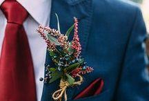 Buttonholes & Corsages / Buttonholes for Gents - Corsages for Ladies