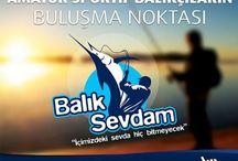 Fishing ( Balık Avı ) www.baliksevdam.com / Balık Avcılarının Buluşma Noktası Balık Sevdam