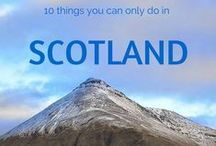 Scotland Travel Tips / Some of my most popular Scottish travel blog posts.  Click on the images to read the full article.
