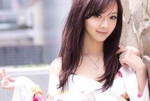 Kimono 和服美人