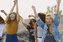 COACHELLA / Outfit, makeup and accessories ideas for festival
