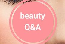 Beauty Q&A / Got a beauty dilemma that needs sorting? Or just a super embarrassing question that you should know the answer to? We have the answers!